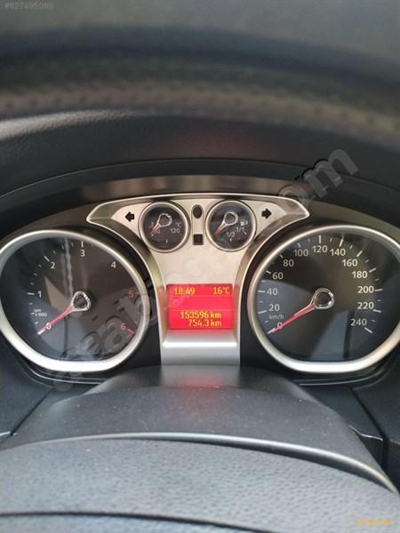 Sahibinden Ford Focus 1.6 Tdci Trend X 2008 Model Balıkesir 153.596 Km Gri