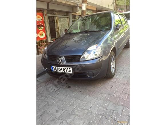 Sahibinden Renault Clio 1.2 Authentique 2006 Model İstanbul