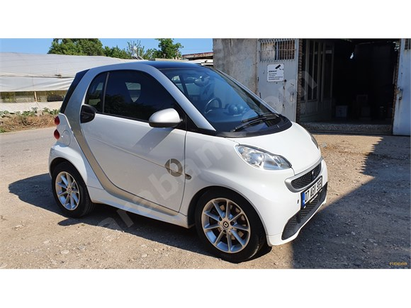 Sahibinden Smart ForTwo 1.0 Passion 2013 Model