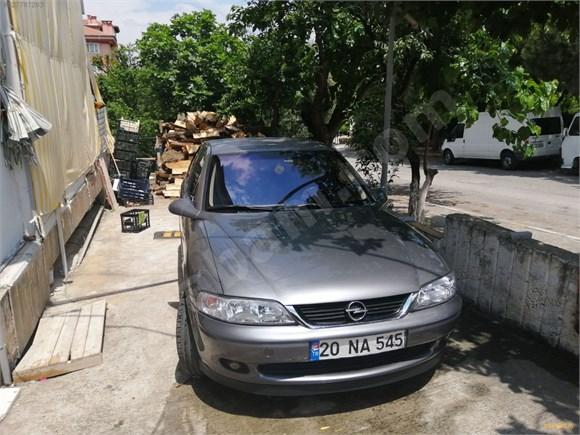 Sahibinden Opel Vectra 2 0 Cdx 2001 Model Denizli 270 Km Gri 14566376 Arabam Com