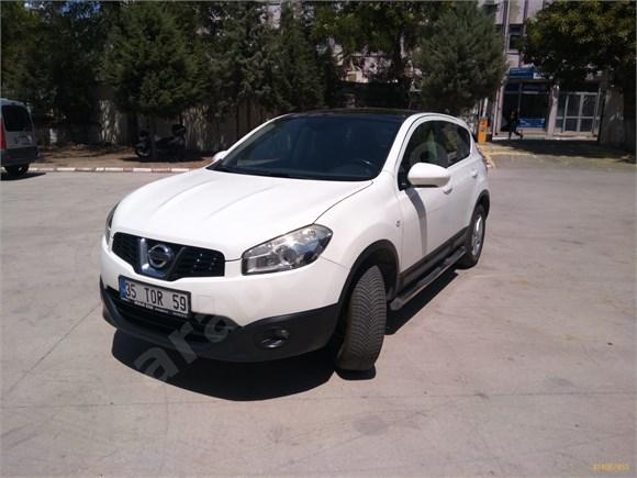 Sahibinden Nissan Qashqai 1 5 Dci Tekna Pack 2011 Model Izmir 146 000 Km 14567453 Arabam Com