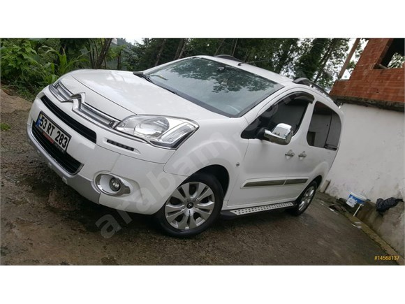 Sahibinden Citroen Berlingo 1.6 HDi Selection 2015 Model Rize