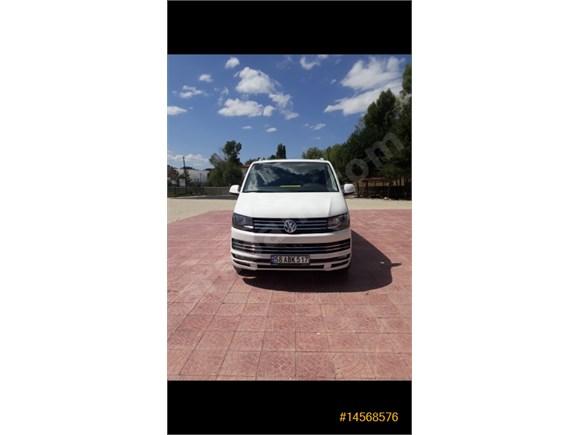 Sahibinden Volkswagen Transporter 2.0 TDI City Van 2018 Model