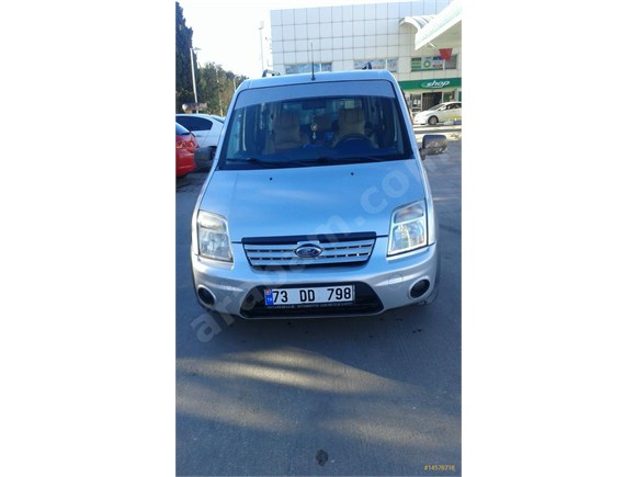 Sahibinden Ford Tourneo Connect 75PS 2012 Model