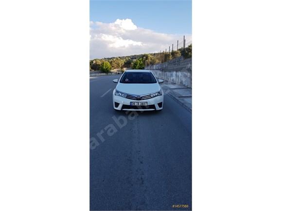 Sahibinden Toyota Corolla 1.33 Life 2014 Model