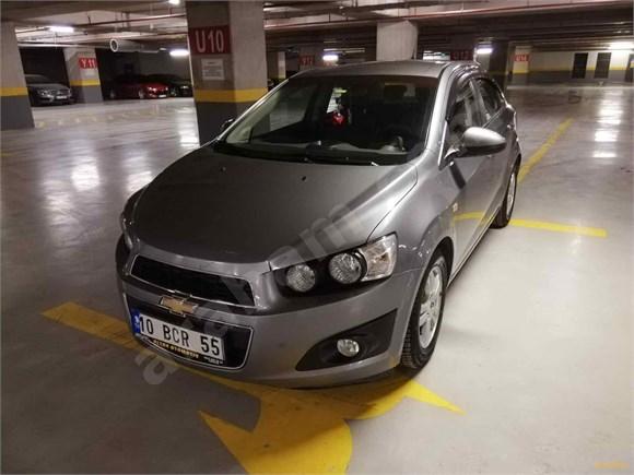 111.000 Km de Sahibinden Chevrolet Aveo 1.4 LT 2012 Model
