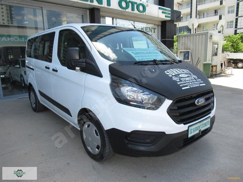Galeriden Ford Otosan Transit 330 2018 Model Diyarbakır 43.000 Km Beyaz