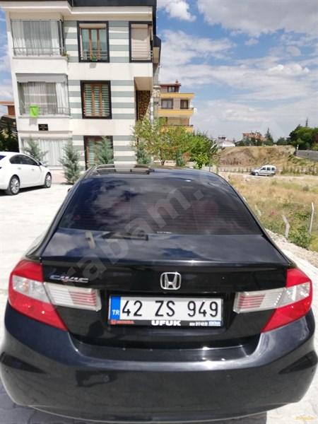 Sahibinden Honda Civic 1.6 I-vtec Eco Elegance 2012 Model Konya 79.000 Km -