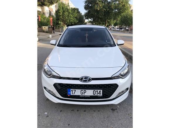 Sahibinden Hyundai i20 1.2 MPI Jump 2017 Model