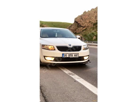 Sahibinden Skoda Octavia 1.6 TDI Optimal 2016 Model