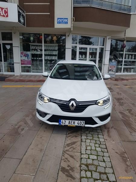 Sahibinden Renault Megane 1.6 Joy 2018 Model Konya 14.000 Km -