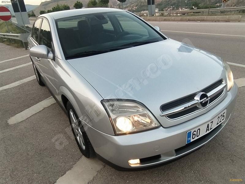 Galeriden Opel Vectra 1.6 Comfort 2004 Model Tokat 96.748 Km Gri