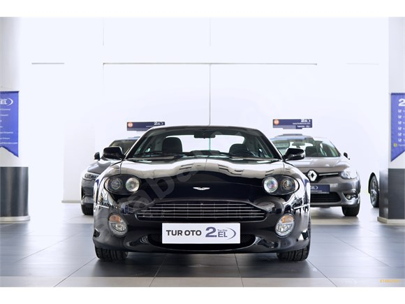 TUR OTO FORD YETKİLİ SATICISINDAN 2001 ASTON MARTİN DB-7 V12