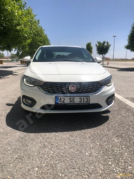 Sahibinden Fiat Egea 1.4 Fire Urban 2018 Model Konya 23.000 Km Beyaz