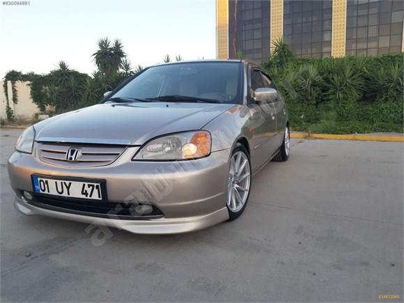 2003 HONDA VTEC ES