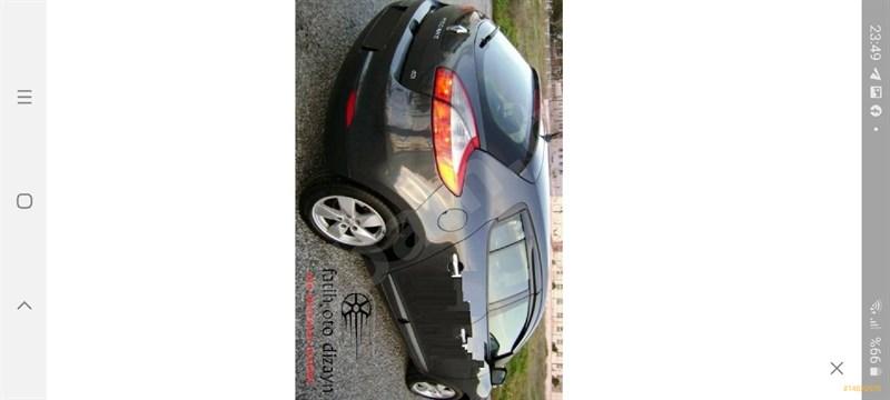 Sahibinden Renault Megane 1.6 Touch 2013 Model Kırklareli 92.000 Km Siyah