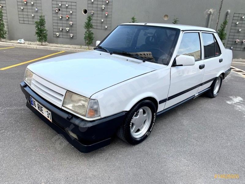Sahibinden Tofaş şahin 5 Vites 1994 Model Ankara 138.000 Km Beyaz