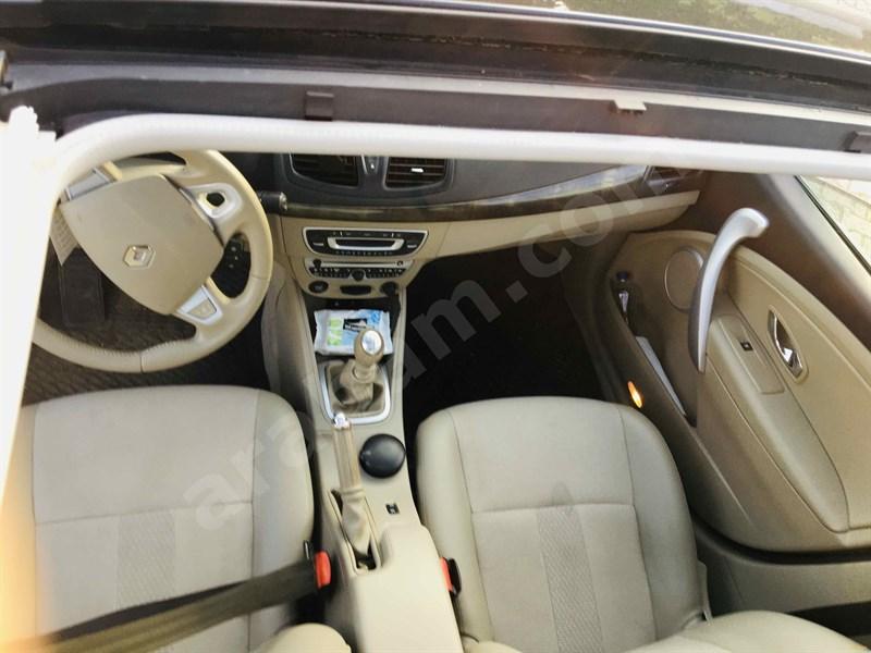 Sahibinden Renault Fluence 1.5 Dci Privilege 2012 Model Zonguldak 110.000 Km Siyah