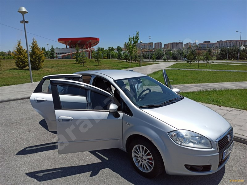 Sahibinden Fiat Linea 1.3 Multijet Active Plus 2011 Model Kayseri 149.999 Km Gri (gümüş)