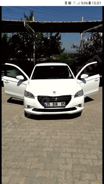 Sahibinden Peugeot 301 1.6 Hdi Allure 2013 Model İzmir 193.000 Km Beyaz
