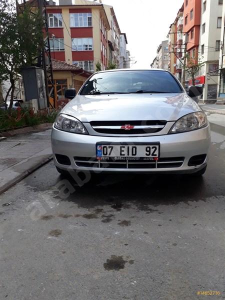 Sahibinden Chevrolet Lacetti 1.4 Se 2011 Model Kütahya 134.000 Km Gri (gümüş)