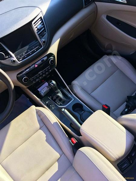 Sahibinden Hyundai Tucson 1.6 T-gdi Elite 2016 Model İstanbul 49.200 Km Beyaz