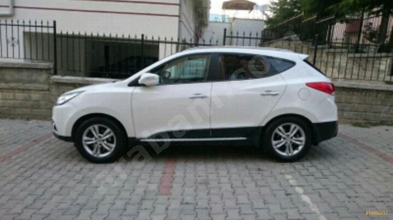 Sahibinden Hyundai Ix35 1.6 Gdi Style Plus 2012 Model Ankara 87.000 Km -