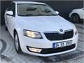 Galeriden Skoda Octavia 1.6 Tdi Optimal 2017 Model İstanbul 98.000 Km Beyaz
