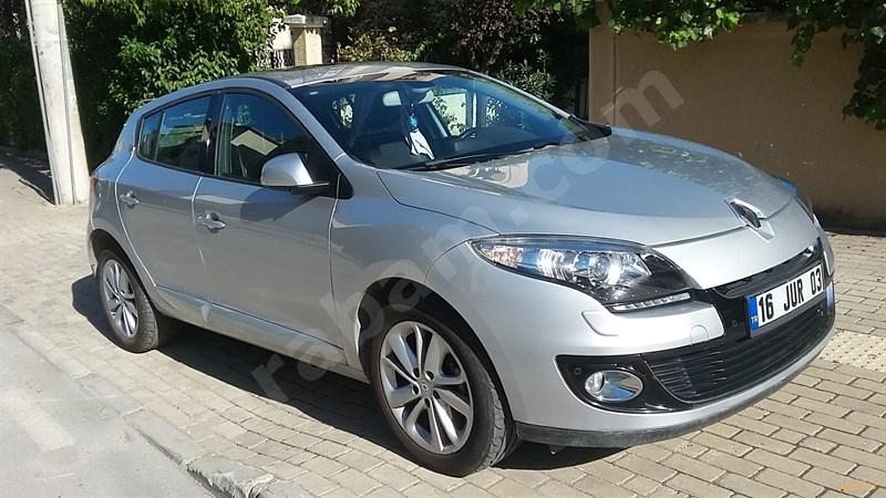 Sahibinden Renault Megane 1.5 Dci Icon 2013 Model Bursa 80.000 Km -