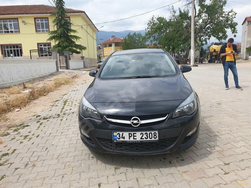 Sahibinden Opel Astra 1.6 Cdti Sport 2015 Model Denizli 95.000 Km Siyah