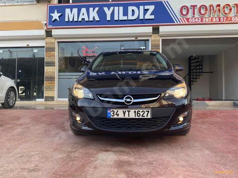 Sahibinden Opel Astra 1.6 Edition Plus 2017 Model Mardin 17.000 Km Kahverengi