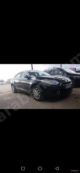 Sahibinden Renault Fluence 1.5 Dci Privilege 2010 Model İzmir 444.000 Km -