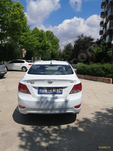 Sahibinden Hyundai Accent Blue 1.6 Crdi Mode Plus 2016 Model Ankara 119.820 Km -