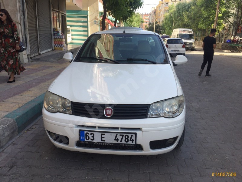 Sahibinden Fiat Albea Sole 1.3 Multijet Dynamic Plus 2011 Model şanlıurfa 140.000 Km -