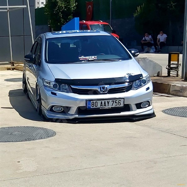 Sahibinden Honda Civic 1.6 I-vtec Eco Elegance 2012 Model İzmir 94.000 Km -