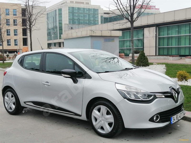 Sahibinden Renault Clio 1.5 Dci Touch 2016 Model İstanbul 106.000 Km -