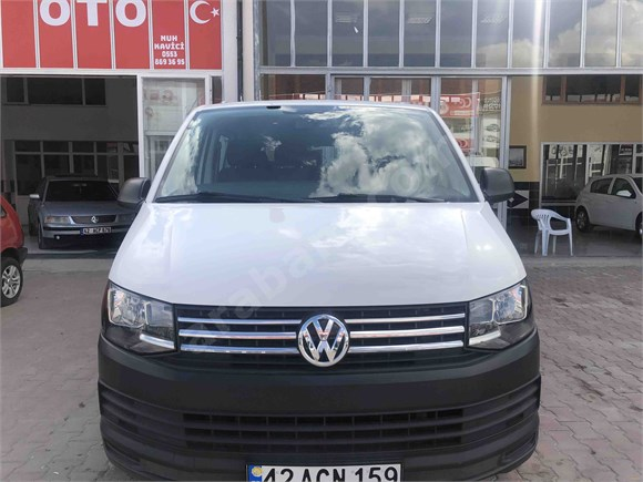 Galeriden Volkswagen Transporter 2.0 TDI City Van 2015 Model Konya