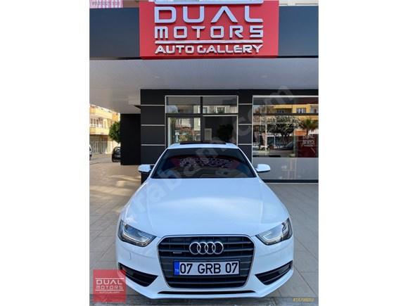 Dual Motors'dan Audi A4 2.0 TDI Quattro . . .