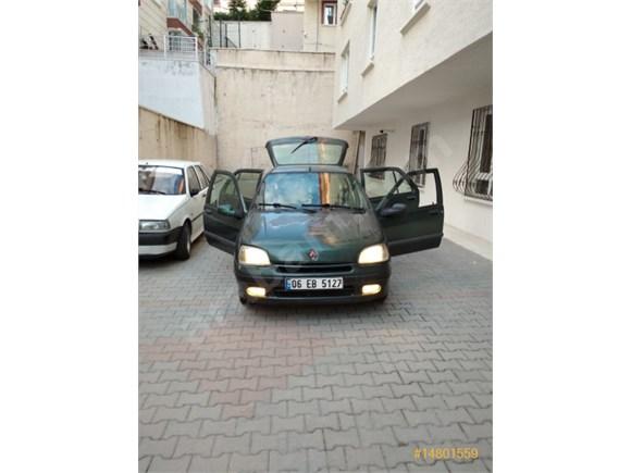 Sahibinden Renault Clio 1.4 RT 1997 Model