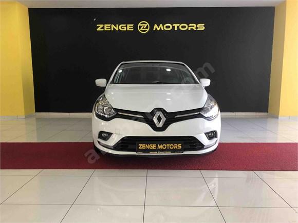 Galeriden Renault Clio 1.5 dCi Touch 2017 Model İstanbul