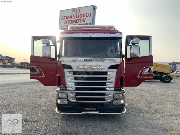 2012 EURO 5 804000 km RETARDARLI