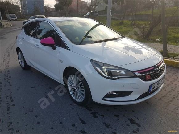 Sahibinden Opel Astra 1.6 CDTI Dynamic 2017 Model