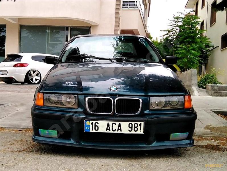Galeriden Bmw 3 Serisi 320i 2003 Model Erzincan 350.000 Km Yeşil