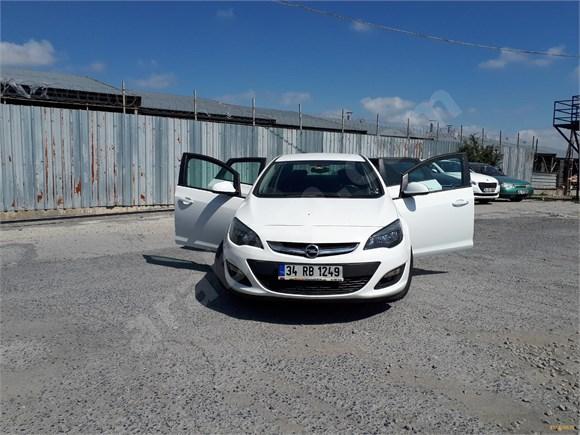 Sahibinden Opel Astra 1.6 CDTI Design 2016 l otomatik