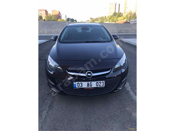 Galeriden Opel Astra 1.4 T Enjoy Active 2014 Model İstanbul