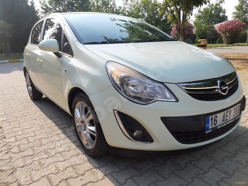 Galeriden Opel Corsa 1.3 Cdti Enjoy 2012 Model Bursa 150.000 Km Diğer
