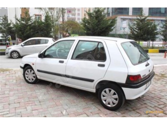 Sahibinden Renault Clio 1.4 1998 Model