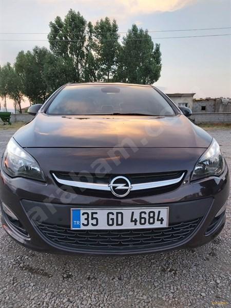 Galeriden Opel Astra 1.6 Cdti Sport 2016 Model Muş 84.000 Km Kahverengi