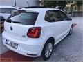 Galeriden Volkswagen Polo 1.2 Tsi Lounge 2016 Model Konya 72.000 Km Beyaz