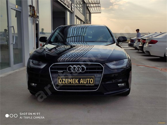 Galeriden Audi A4 Sedan 2.0 TDI Quattro 2013 Model Batman